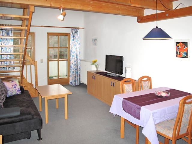 45 m² apartment Feriendorf Am Hohen Bogen for 3 persons