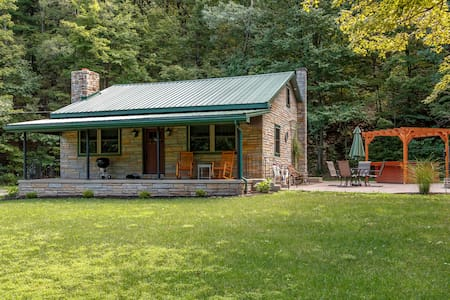 Cottage @ Fox Run Farm & Retreat