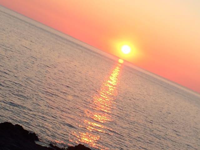 H/24 a mare,in quello di Pantelleria! - Scauri - Lägenhet