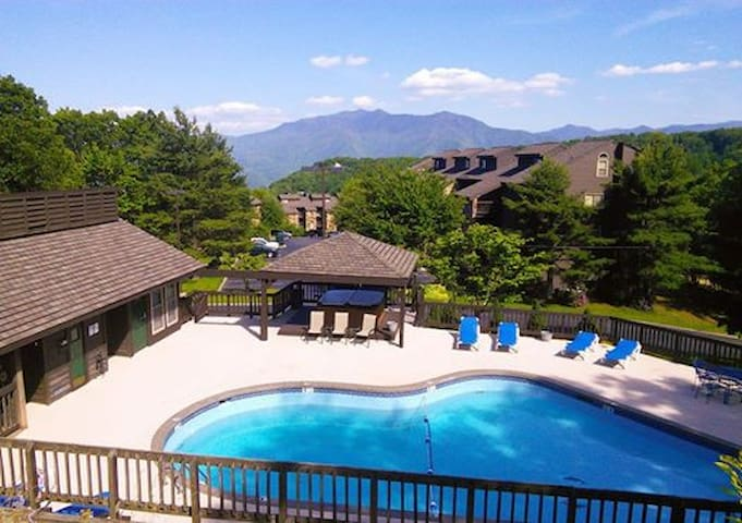 WOW-1BR/1BA Mountain Views ~ Week nights from $89! - Gatlinburg - Flat