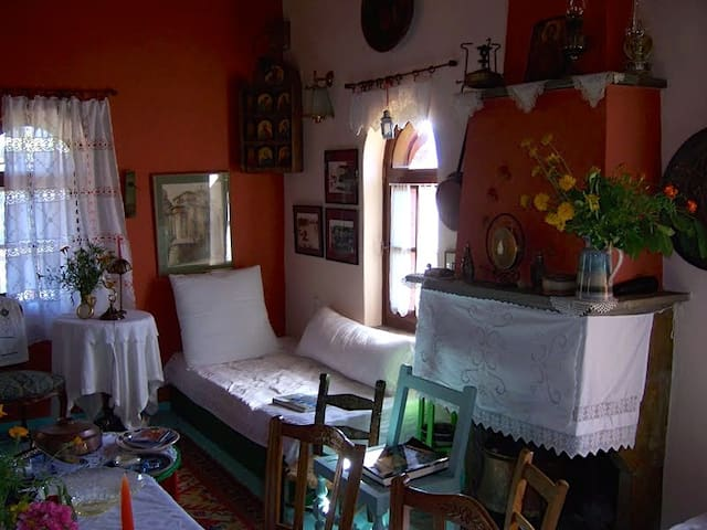 Traditional Cottage in Epirus - Ampelochori - Casa