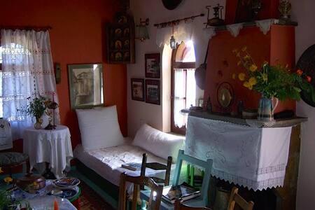 Traditional Cottage in Epirus - Ampelochori