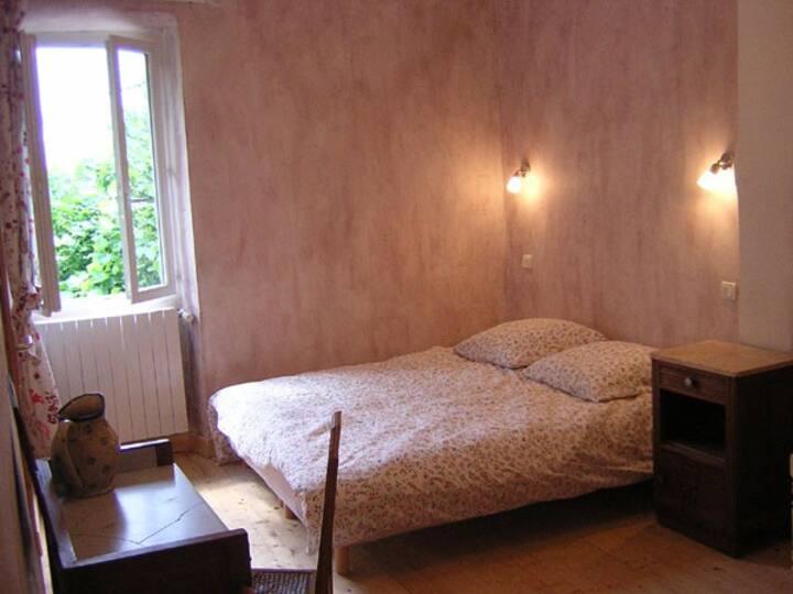 5 chambres à Savoillan, face au mont Ventoux