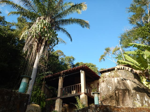Casa praia: Sitio Bela Vista - Paraty