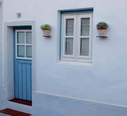 Typical house in Alentejo