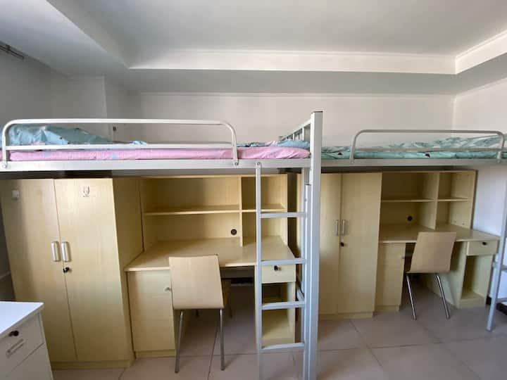 北京大学清华大学为邻中关村腹地超值复式(loft)公寓(纯男生)