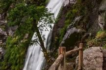 Cascada de Ribasieira a 45 min.