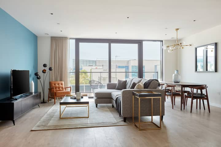 Sonder | Private Apartment | Monthly Discounts at Britain Quay