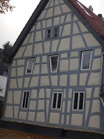 Newly renovated frame house in beautiful scenery - Taunusstein - Vila