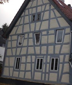 Newly renovated frame house in beautiful scenery - Taunusstein