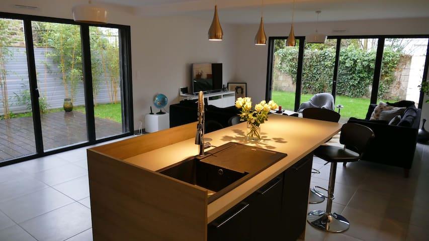 agréable maison - Rennes - Dům