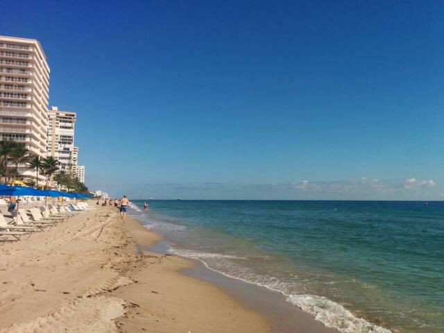 Ocean Manor Beach