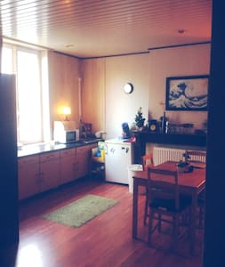 Cosy apartment in the heart of Ghent - Gent