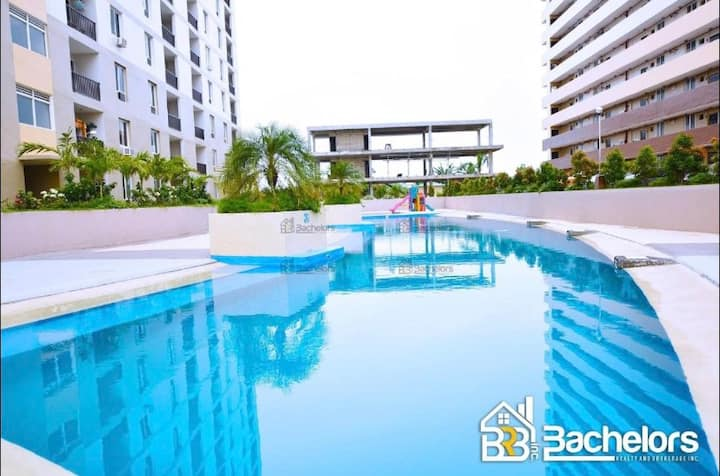New Sparkling Clean Condo near Airport Mactan Cebu