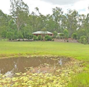 Quiet rural location - single - Mundoolun - Haus