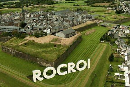 logement centre de rocroi - Rocroi - Leilighet