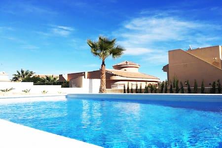 Villa Lanzarote - C. Quesada, Rojales - Alicante - Ciudad Quesada - Villa