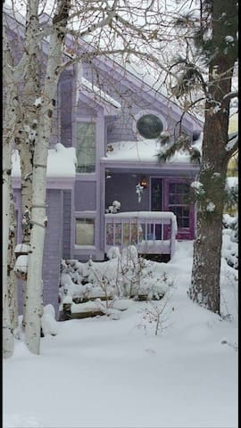 The Lavendar House - Denver - Maison
