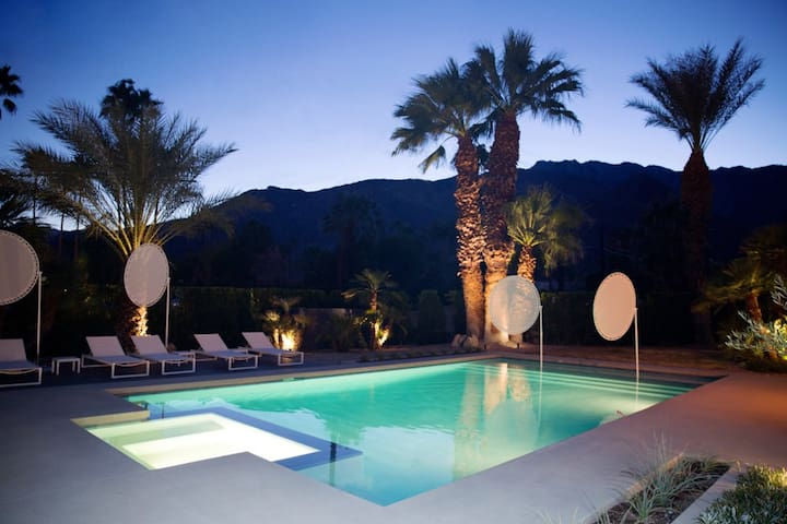 The Junipero - Bungalow 2 - Palm Springs - Apartemen