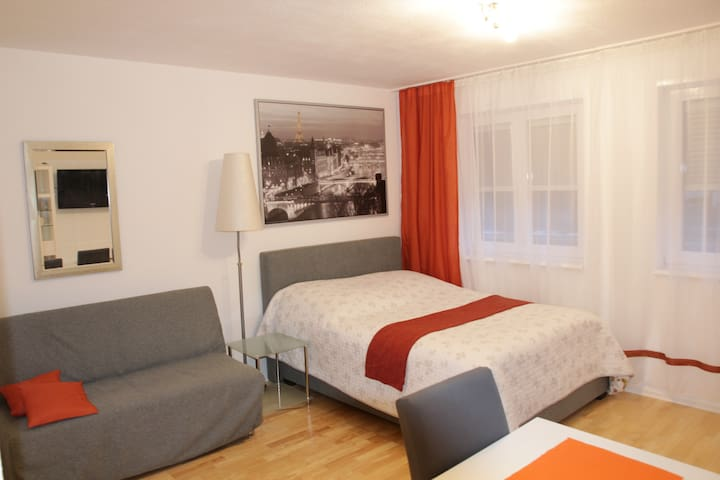 Apartment Walldorf city / SAP / modern flat - Walldorf