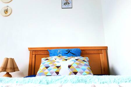 Comfortable 2 bedrooms house near the beach -Marsa