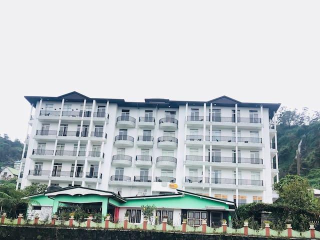 City Apartment 2bedroom(city centre) NuwaraEliya