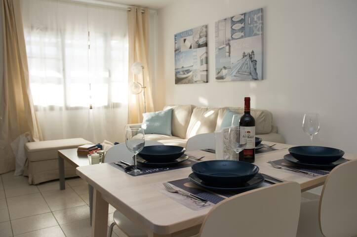 Apartamento La Gaviota / Sea View