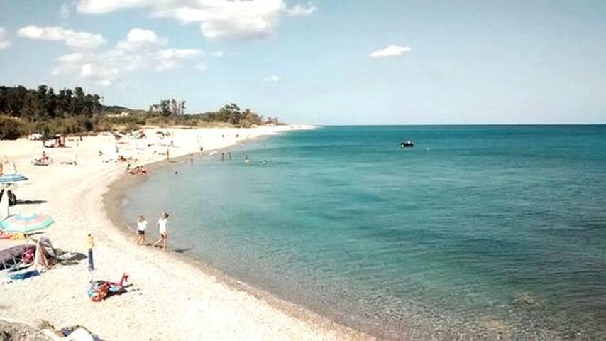 KAULON Sea B&B (spiagge libere, free beaches)