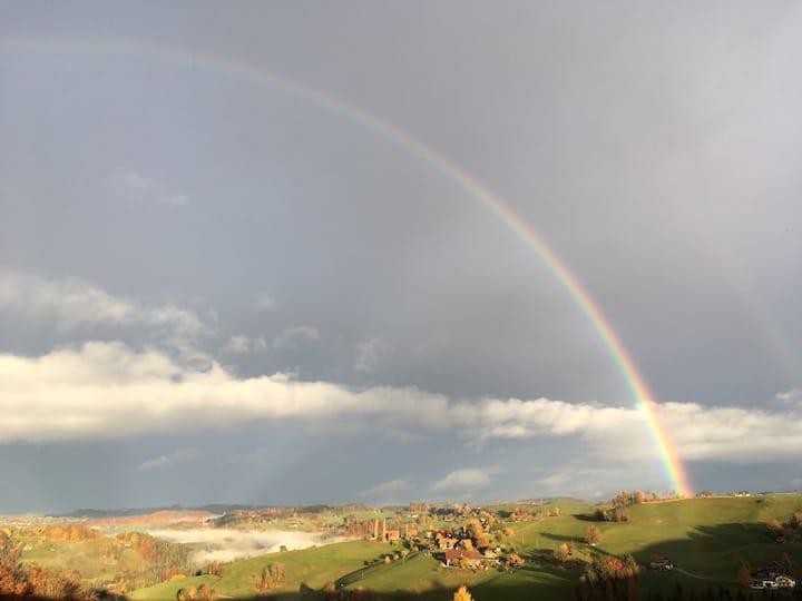 Atemberaubende Aussicht/Nice view/Bell vue
