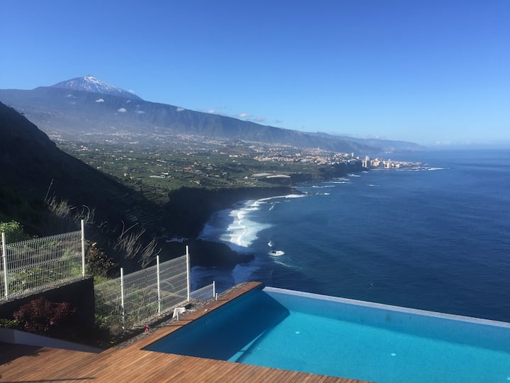 Villa Tenerife Dream View - with incredible views
