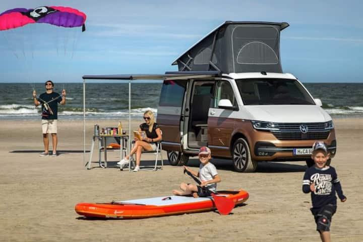 VW California Ocean model 2021 - full option