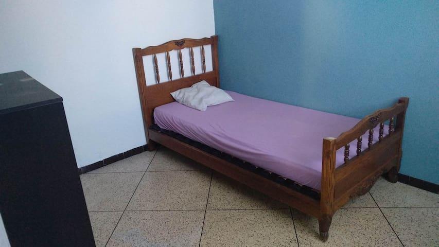 .Chambre dans appartement en résidence