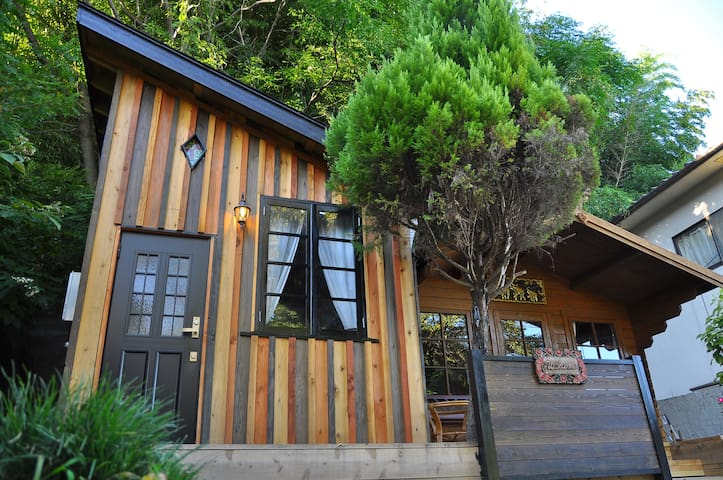 Loft&Thai style House.2 Bikes.Parking.WIFI.Pick up - Okayama