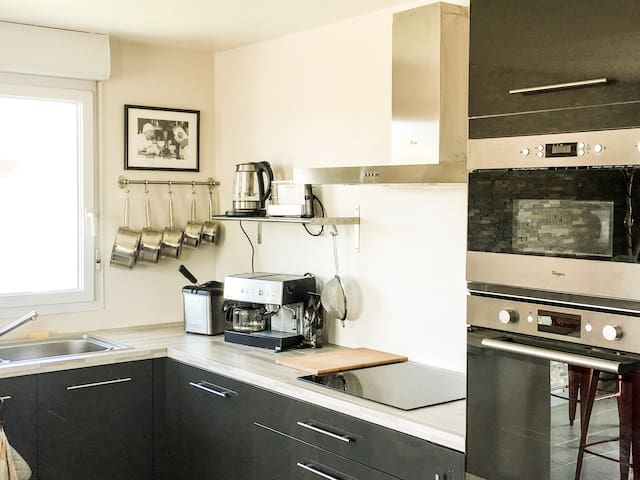 Superbe Appartement Pau-Hippodrome - Pau - Apartment