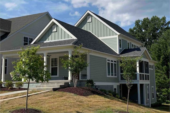 NEW 4 bdrm Charlottesville  Home - UVA walkable