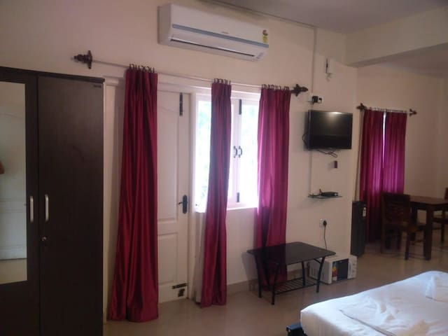 Fully Furnished Apartment in Calangute/Baga