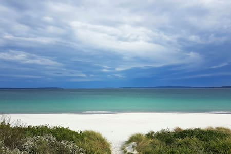 Maysie's Beach House on the shores of Jervis Bay