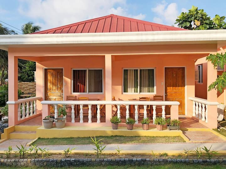 Amboy Hometel: Triple Sharing Cottage with Terrace