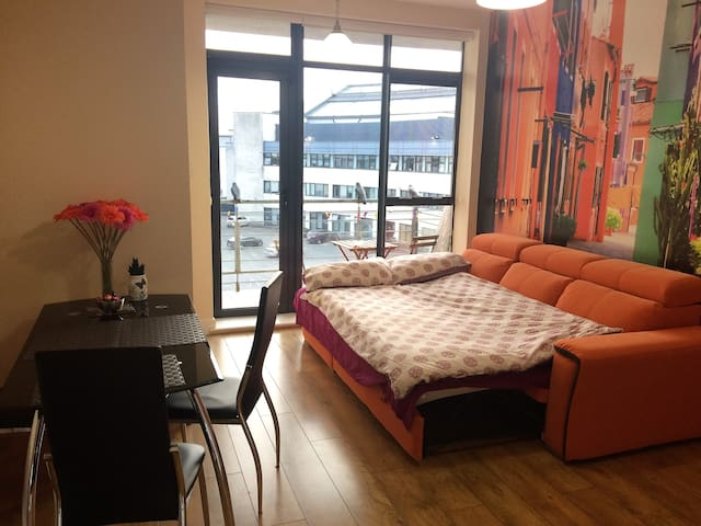 Double room close to Dublin  Airport /City Centre