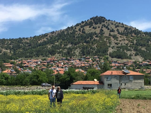 Near the Lake Salda - Burdur - Rumah