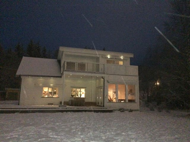 Unique Villa in Trysil for rent - Trysil, Trysilfjellet - House
