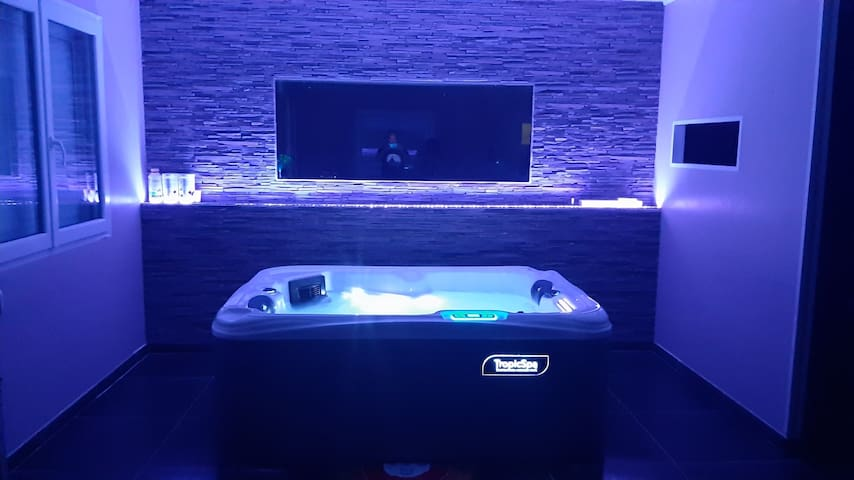 CHAMBRE SPA COCOONING