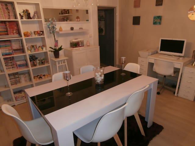 Appartement de 70 m² en plein centre ville