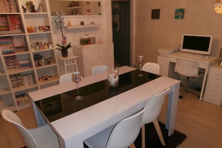 Appartement de 70 m² en plein centre ville
