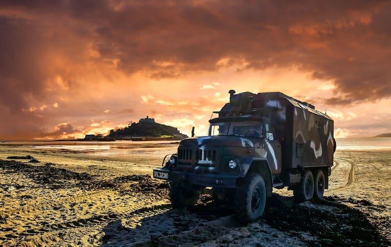 Zilda the Russian Truck