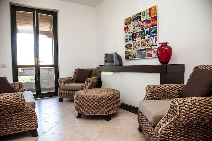 Borgomare appartamento con terrazzo o veranda - Contrada Pistavecchia 2 - Complexo de Casas