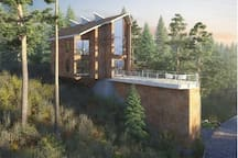Brand New Contemporary Alta Two Bedroom Luxury Unit - Mt Baldy PhotoHaus
