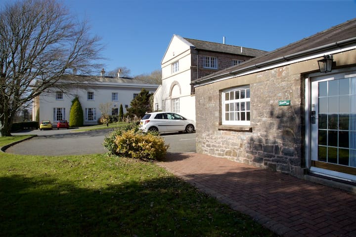Lamphey Court, self contained coach house - Lamphey - Apartment
