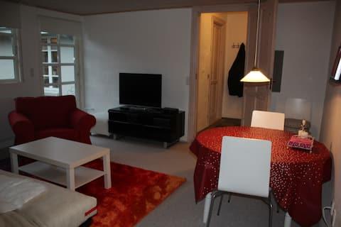 Lejlighed i Vejle Ådal