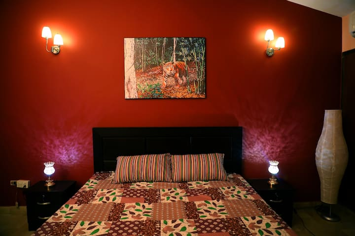 Exclusive Bungalow Family Stay